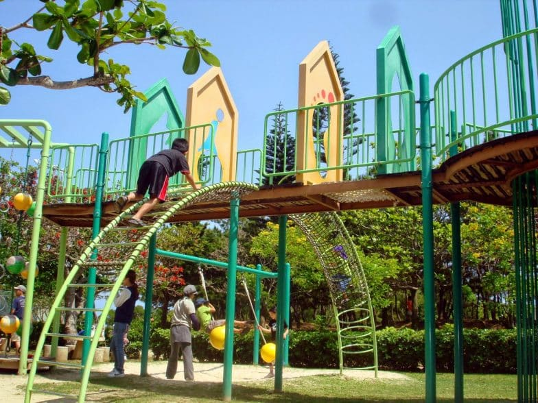 Comprehensive Park playground2