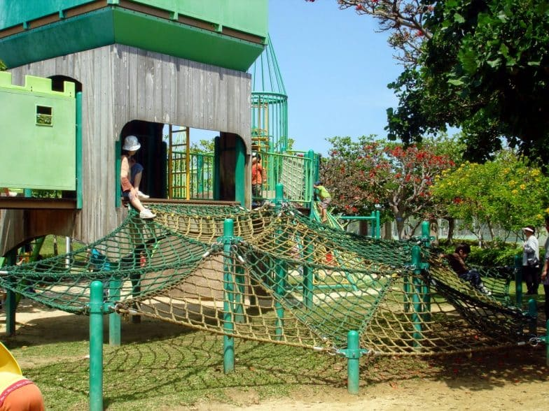 Comprehensive Park playground3
