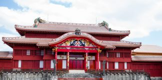 Shurijo Castle Park | Okinawa Hai!