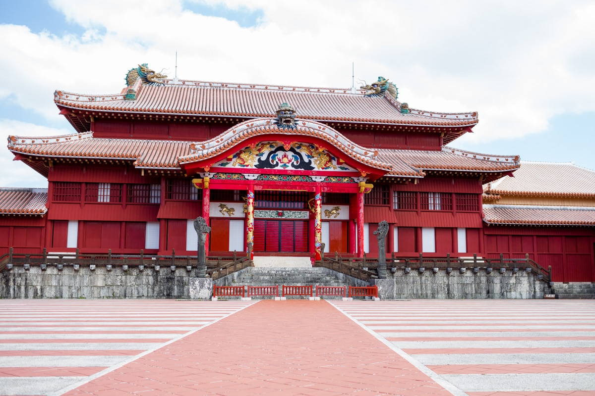 Image result for shuri castle