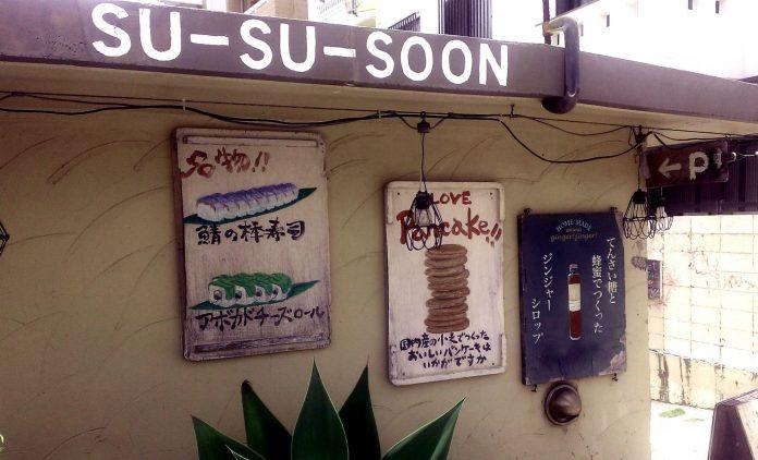 Su Su Soon | Okinawa Hai