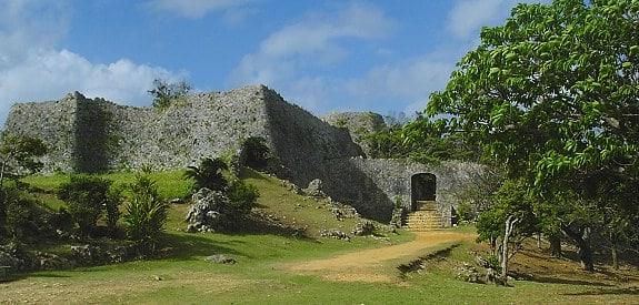 Nakagusuku Castle full