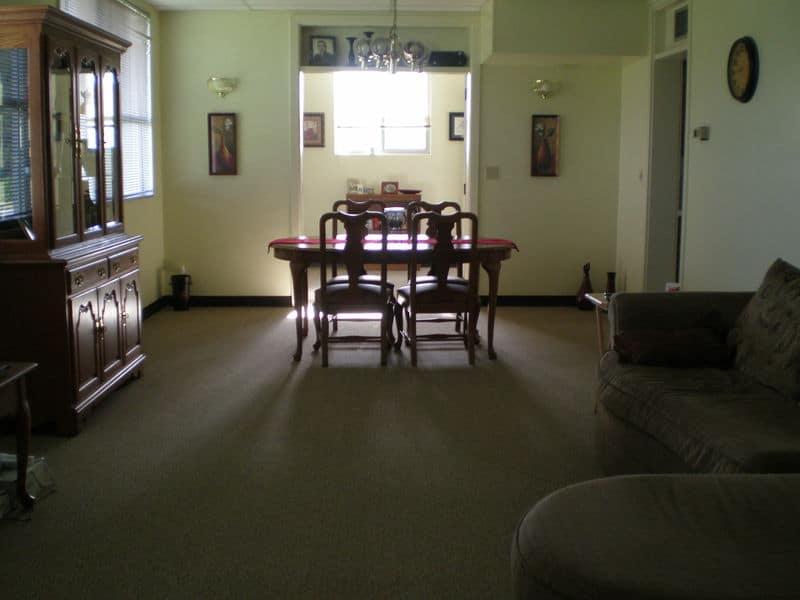 On Base Housing, Foster: Kishaba Terrace SNCO