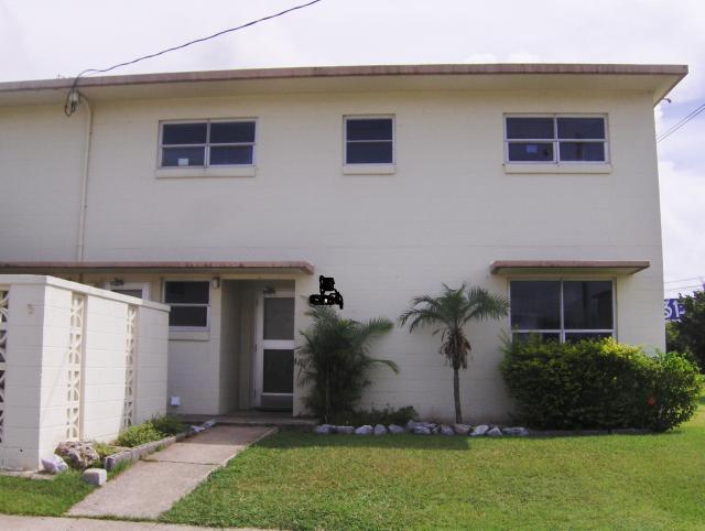 On Base Housing, Lester: SNCO