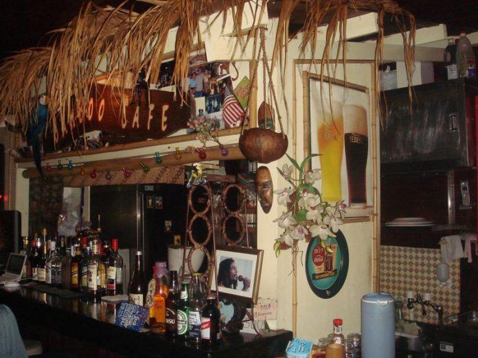 Bamboo Cafe Okinawa Hai