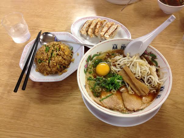 Linya Ramen l Okinawa Hai!