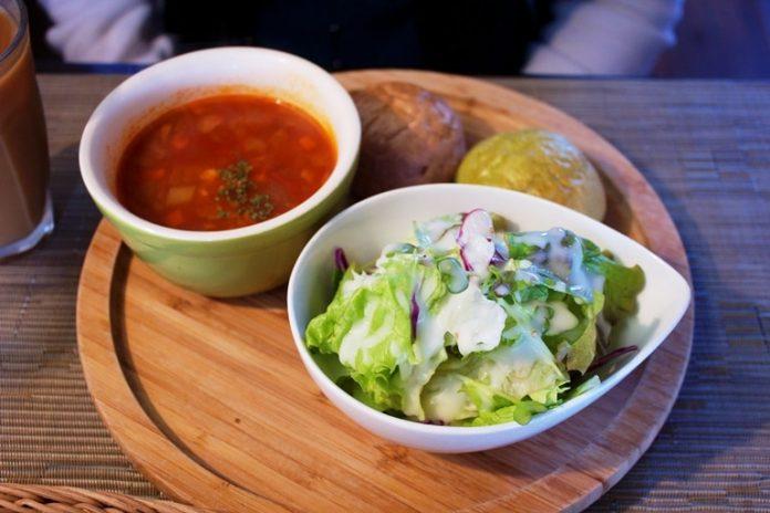 Café Natura l Okinawa Hai!
