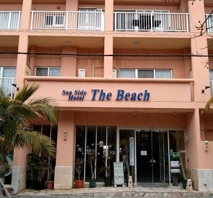 Sea Side Hotel: The Beach l Okinawa Hai!