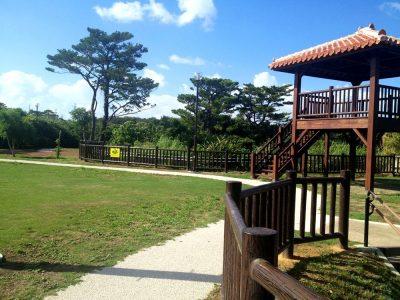 Uji Baru Koen Park l Okinawa Hai!