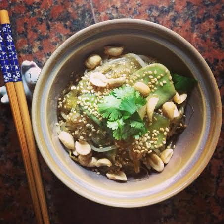 Fujimame Stir Fry l Okinawa Hai!