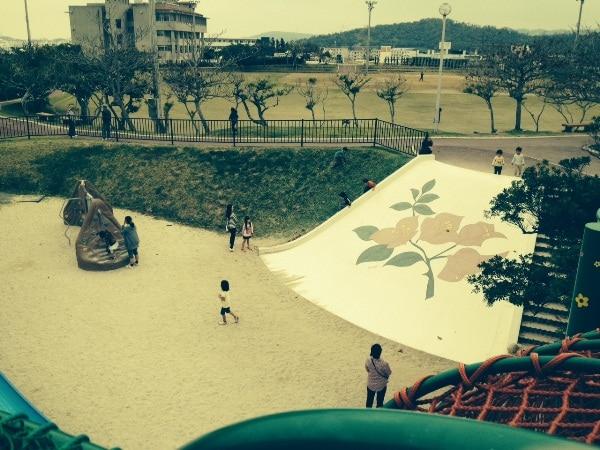 Motobu Park l Okinawa Hai!