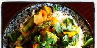 Kabocha Squash Thai Curry l Okinawa Hai!