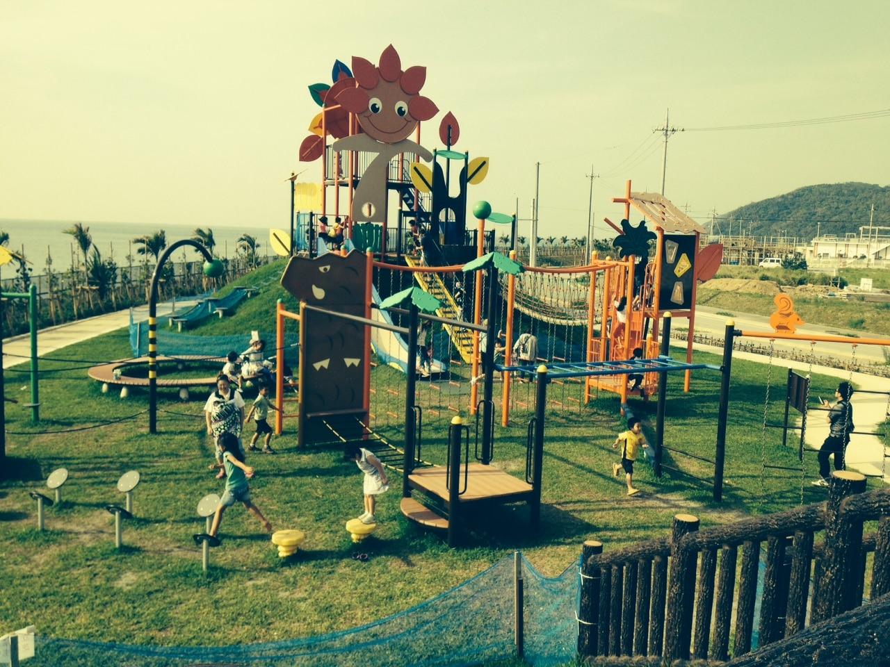 Yuki No Hama Park l Okinawa Hai!