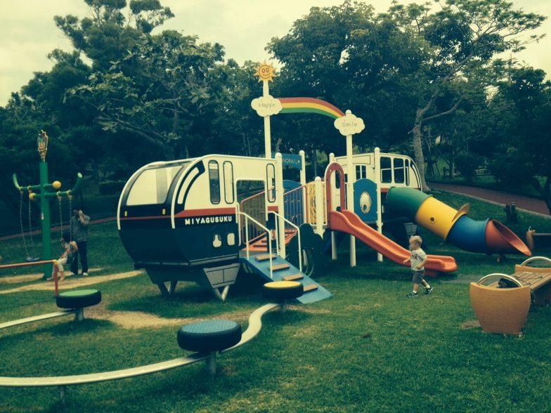 Haebaru's Beaury Park l Okinawa Hai!