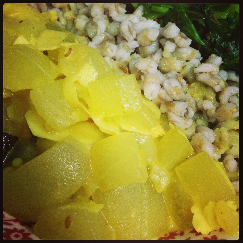 Yuugao - Okinawan Bottle Gourd Curry l Okinawa Hai!