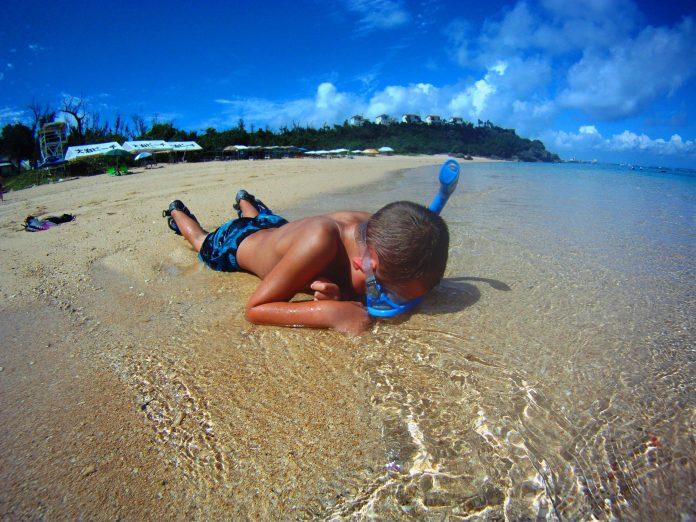 Oodomari Beach l Okinawa Hai!