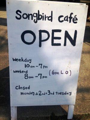 Songbird Cafe l Okinawa Hai!