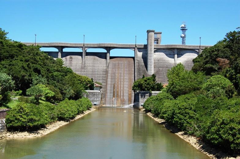 Kanna Dam l Okinawa Hai!