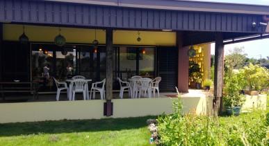 Café Bree Garden l Okinawa Hai!