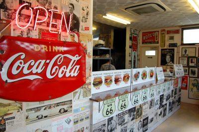 50's Cafe l Okinawa Hai!
