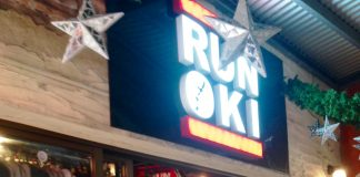 Run Oki Clothing Store l Okinawa Hai!