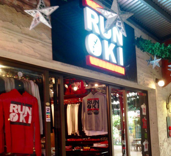 Run Oki Clothing Store l Okinawa Hai!