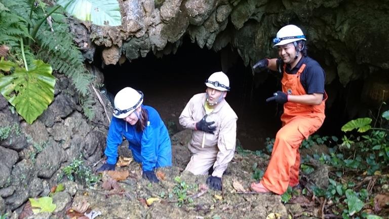 Matsuda Mēgā Gama Cave Tour l Okinawa Hai!