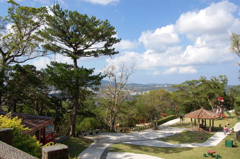 Nago Castle Park l Okinawa Hai!