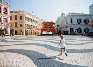 Macau: A Day Trip from Hong Kong | Okinawa Hai!