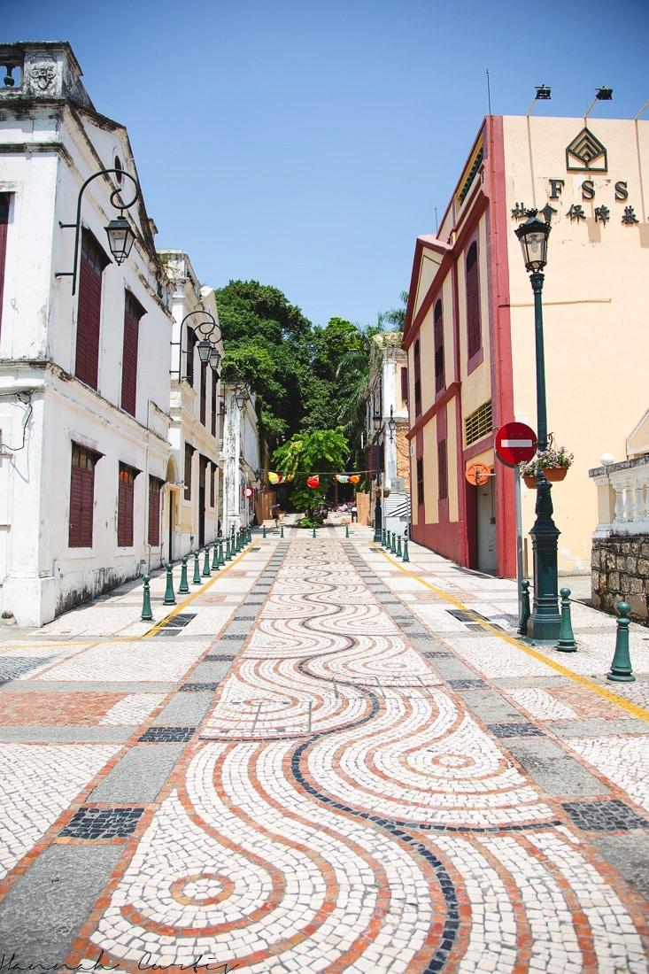 Macau: A Day Trip from Hong Kong | Okinawa Hai!