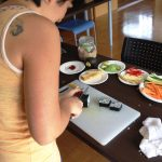Sushi-Making Class with Nao | Okinawa Hai!