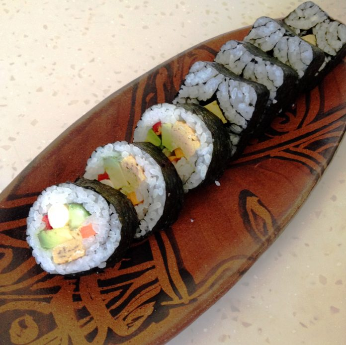 Sushi-Making Class with Nao | Okinawa Hai!