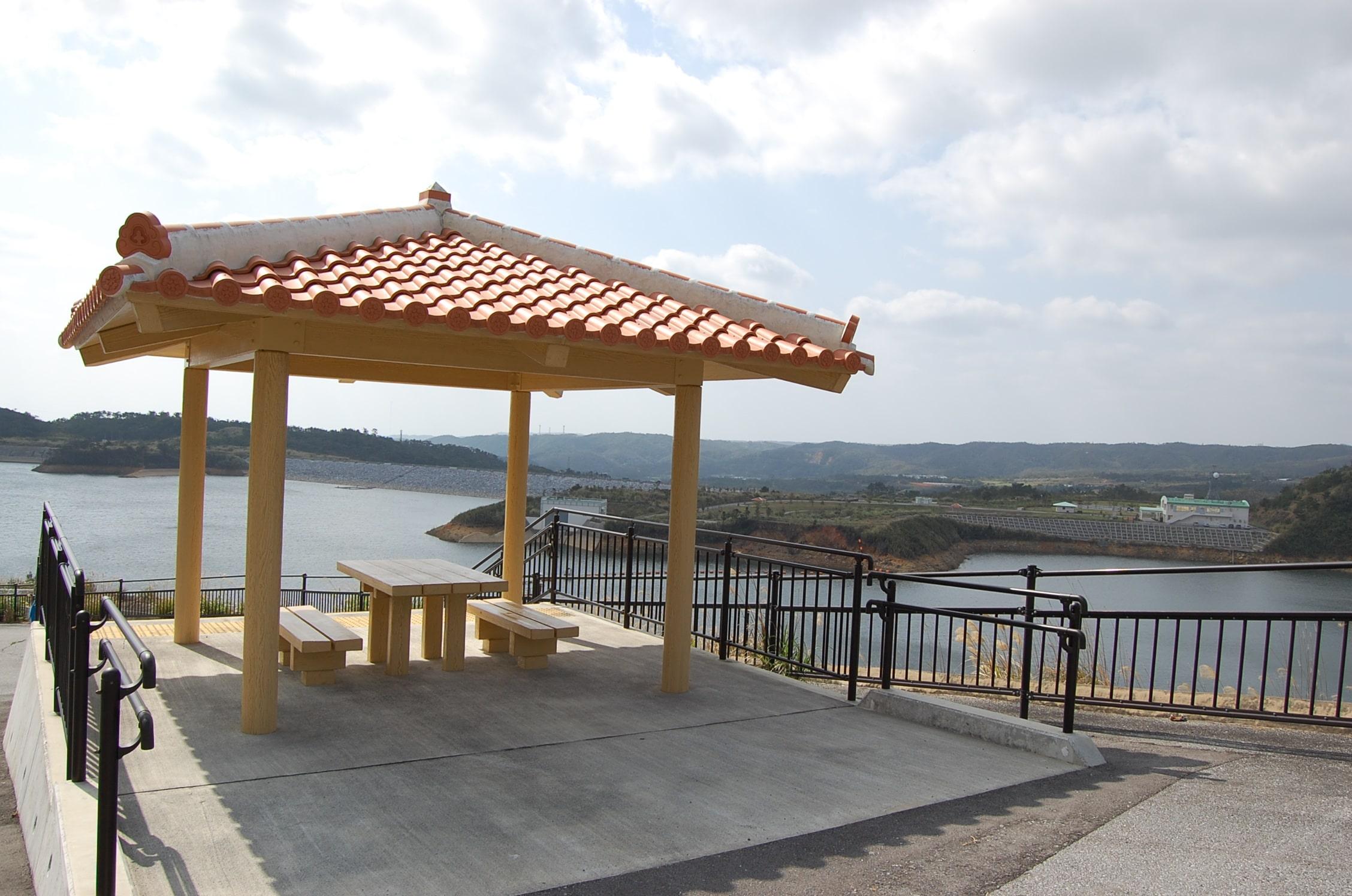 Taiho Dam Park   Okinawa Hai