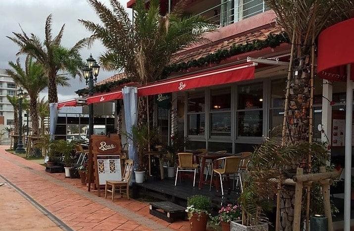 R-Cafe|Okinawa Hai!