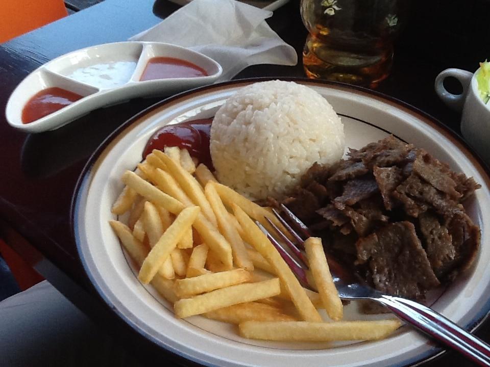E & C Turkish Kebabs | Okinawa Hai