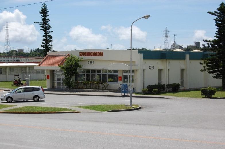 Hansen Post Office