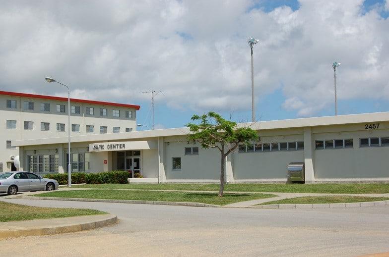 Hansen Aquatic Center