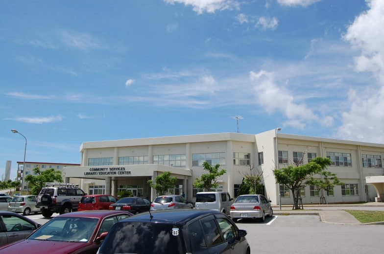 Hansen Library Ed Center