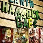 Earth Hammock Cafe | Walking Through Wonderland