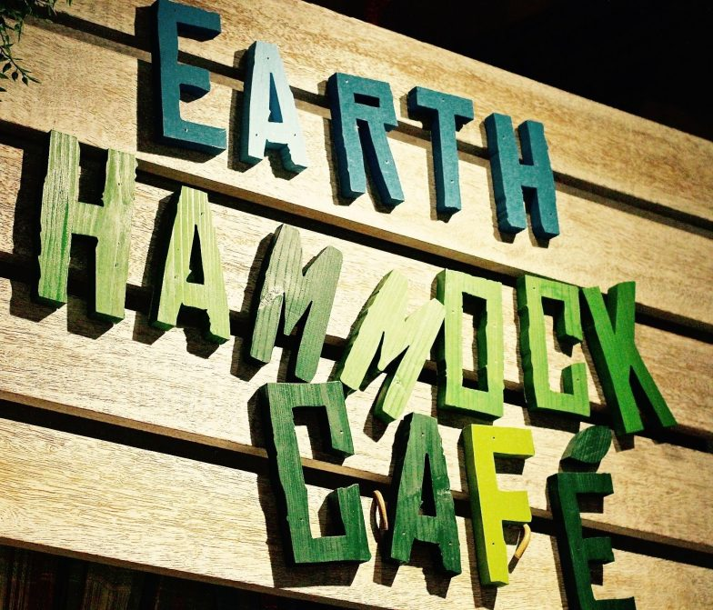 Earth Hammock Cafe | Okinawa Hai!
