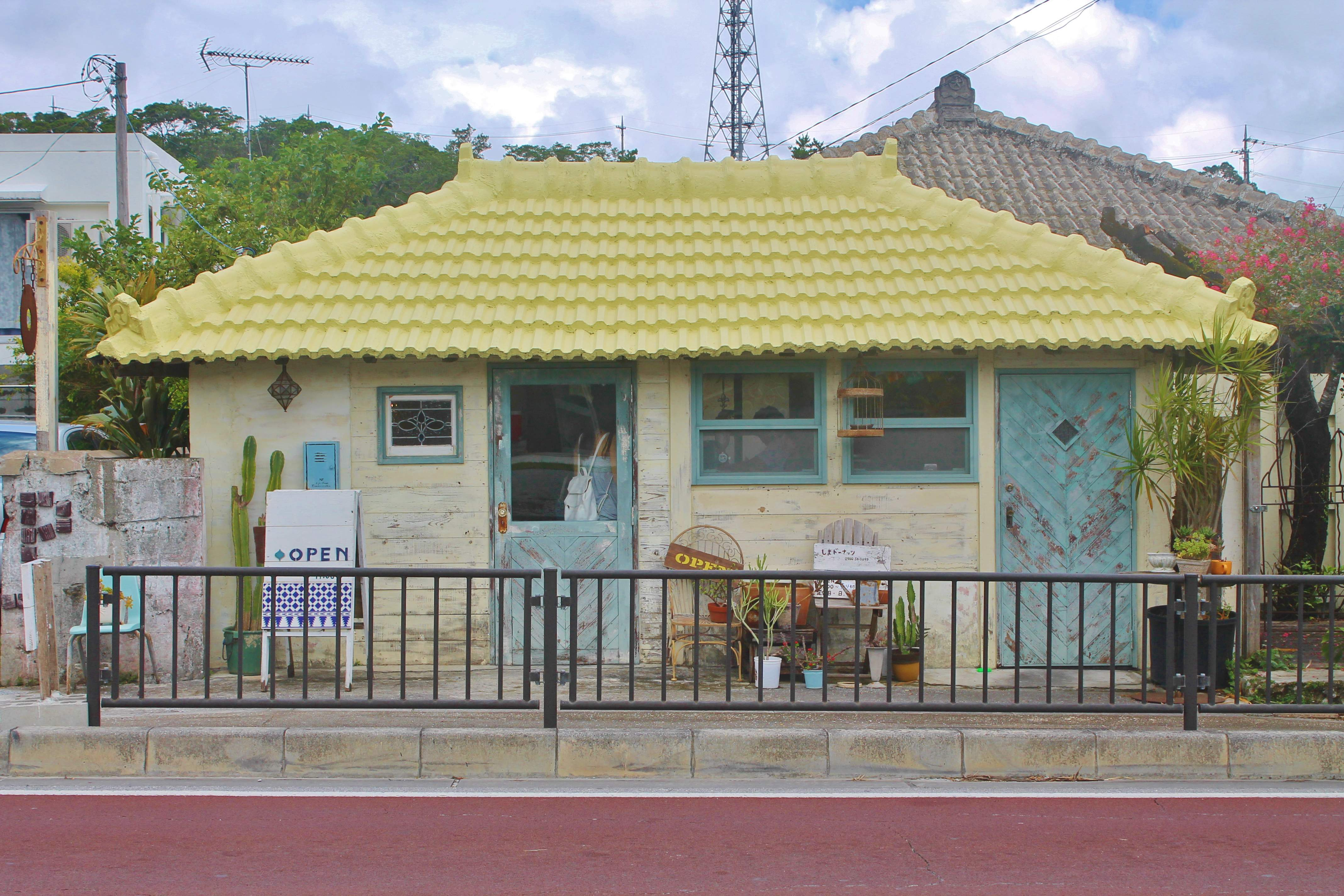 Shima Donuts | Okinawa Hai!