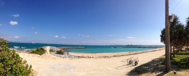 Uken Beach | Okinawa Hai!