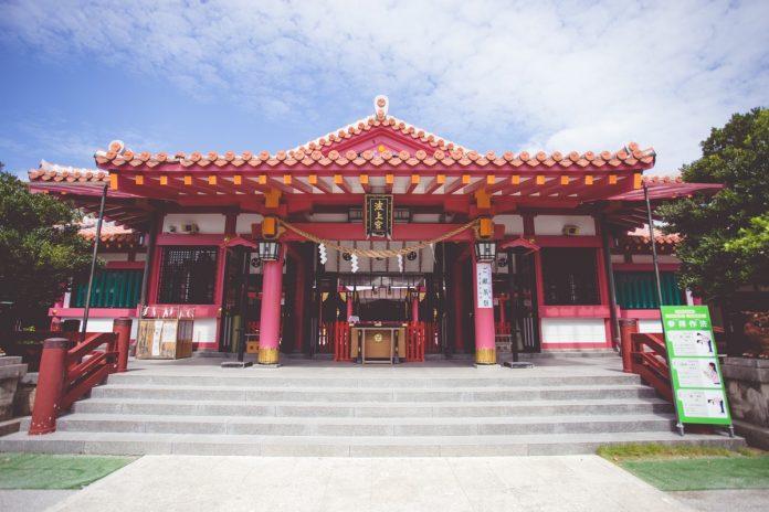 Naminoue-gu Shrine | Okinawa Hai!
