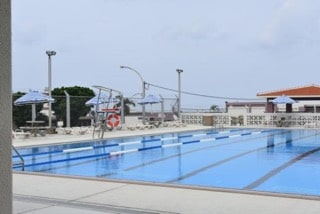 Torii Station Swimming Pool