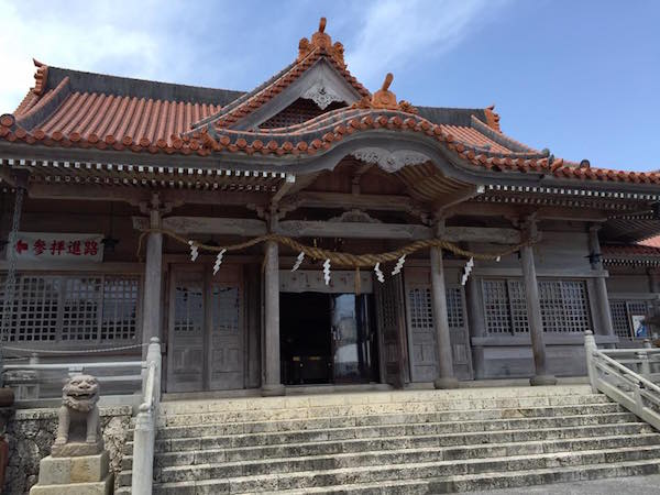 Temples Shrines