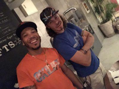 Carl and Reggie