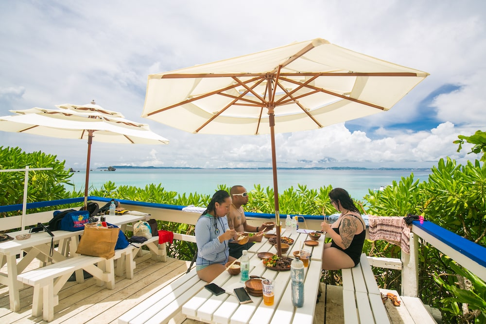 Cafe Terrace Tsuken